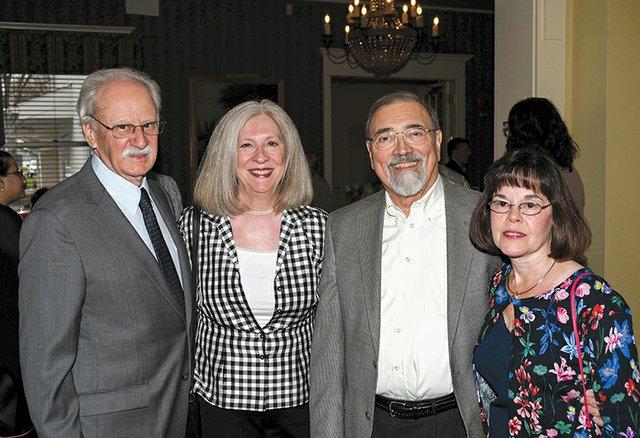 Earl and Bonnie Wismer, and Paul and Paula Braden.jpg