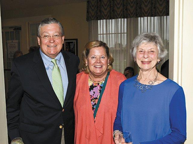 Larry and Caroline Berglund, and Kay Wolff.jpg