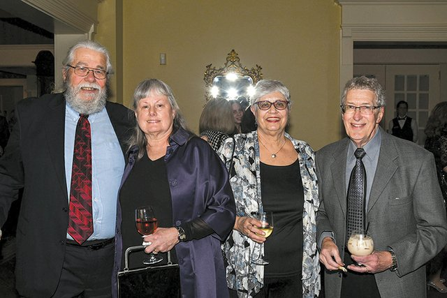 Tom and Susanne Llewelyn, and Lois and Kenneth Wildrick.jpg