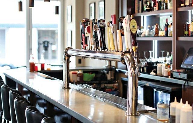 Bar at Bell Hall