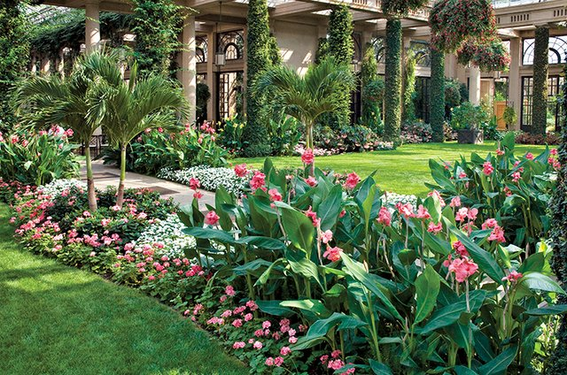 Longwood Gardens Main Conservatory