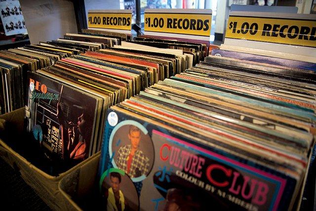 Princeton Record Exchange in Princeton, NJ