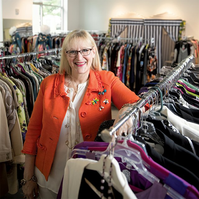 Heidi Lennick, Manager at The Perfect Fit Resale Boutique