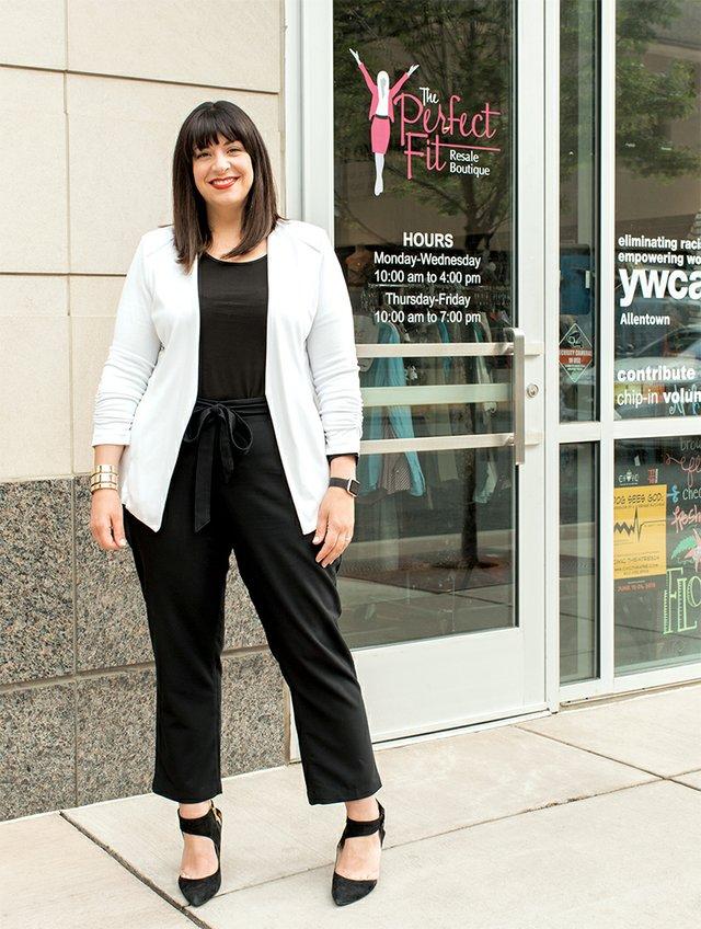 Sarah Barrett, Executive Director, YWCA Allentown