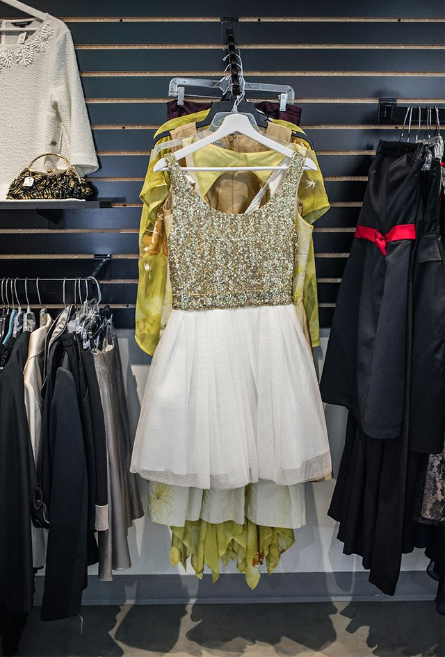 Dresses for sale at The Perfect Fit Resale Boutique