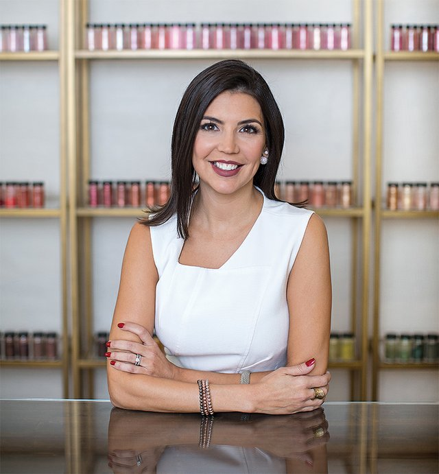 Vanessa Ungvarsky, owner of Taylor Made Polish