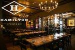 the hamilton kitchen and bar