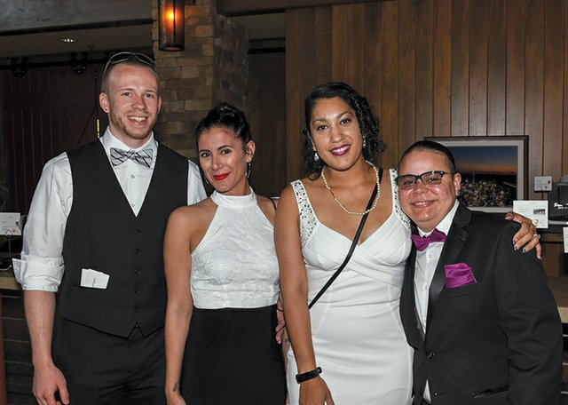 Anthony Romano, Angelica Rodriguez, Stephanie Samol and Danna Ayala.jpg