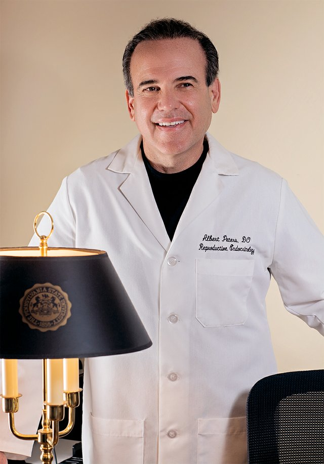 Dr. Albert J. Peters of Center for Anti-Aging Medicine and Hormone Wellness