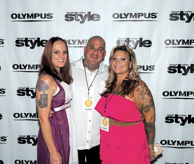 Autumn Doklan, and Chris and Karen Vangeli.jpg