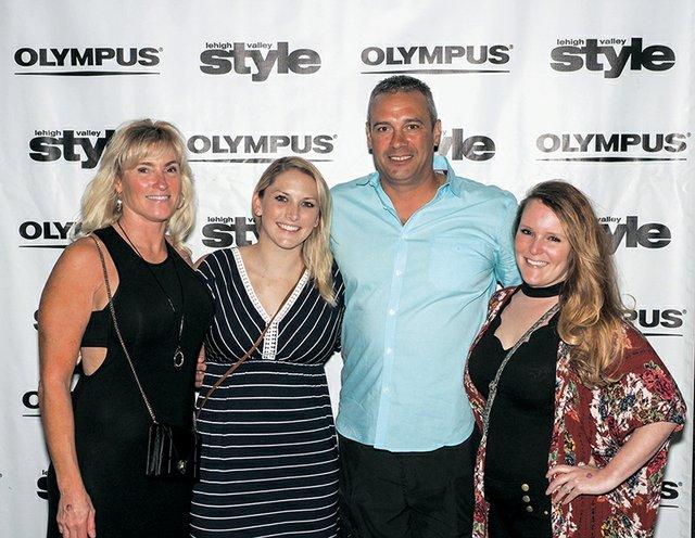 Debbie Manganiello, Andi Heimsoth, Vince Manganiello and Trisha Bender.jpg