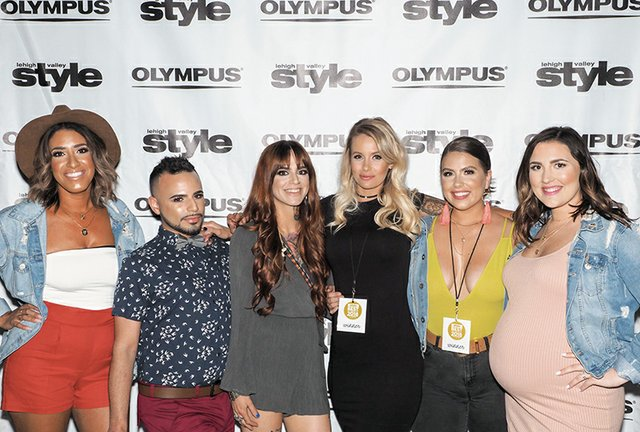 Mariah Gring-Rodriguez, Jon Vega, Bobbie Lorenzetti, Roxanne Williams, Kayte Cesare and Melanie Rabeh.jpg