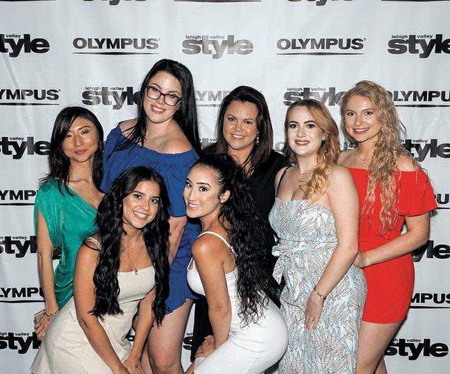 Marybeth Griffaton, Pamela Parodi, Erica Laskey, Rayola Aponte, Lorena Bravo, Jessica Olivier and Sarah Kevestes.jpg