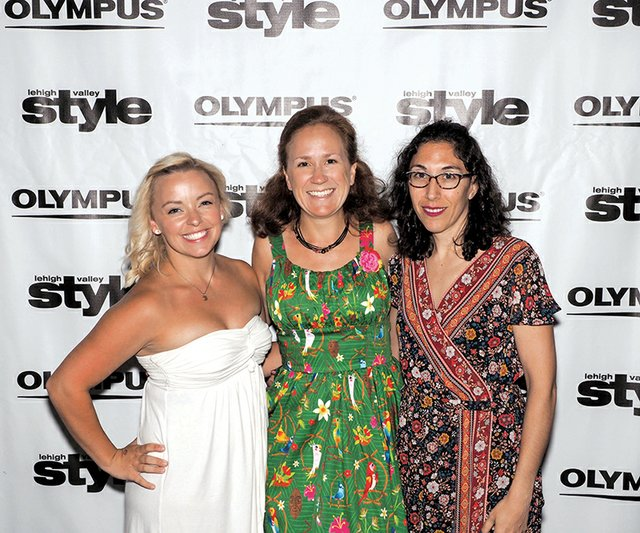 Melinda Schneck, Clare Papay and Leila Sehat.jpg