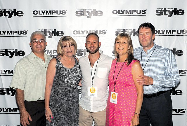 Mike and Pam Tripaldi, Kevin Ryan, and Karen and Rich Ryan.jpg