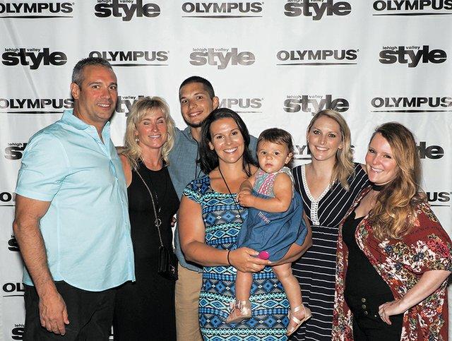 Vince and Deb Manganiello, Chris and Whitney Carullo, Luci Carullo, Andi Heimsoth and Trisha Bender.jpg