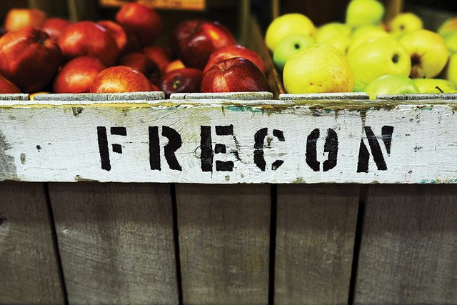 Frecon Orchards' Apples
