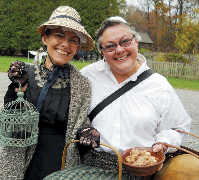 Spooky Days on the Farm - Quiet Valley Living Historical Farm