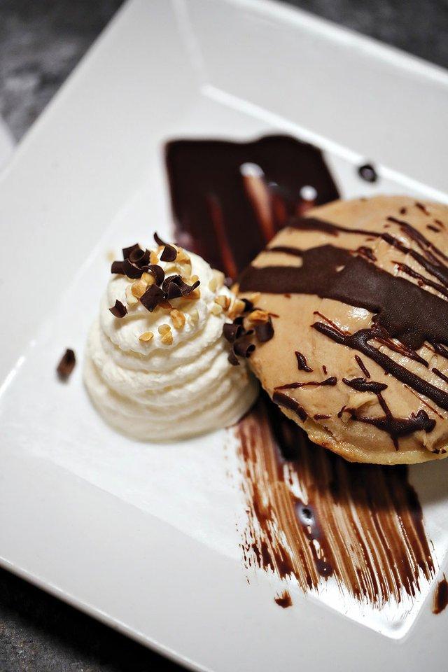 Chocolate Peanut Butter Cake at Social Still