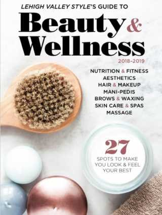 2018 beauty and wellness guide