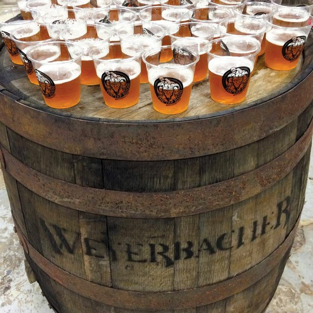 Weyerbacher Homebrew Competition