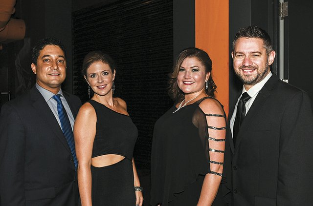 Javier and Elizabeth Diaz, Sylvette Rivera and Damian Righi.jpg