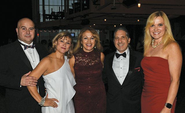 Victor and Nadya Salicetti, Marta Gabriel, Tom Jebran and Alicia Hayden.jpg
