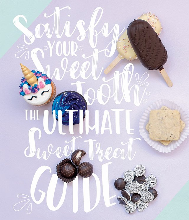 The Ultimate Sweet Treat Guide