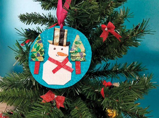 Kedar's DIY Christmas Ornament Kit