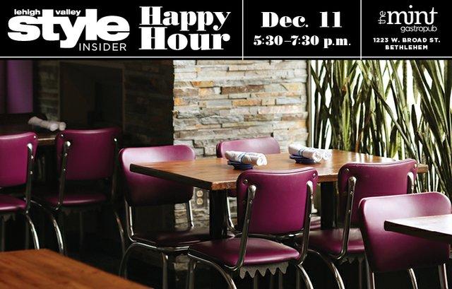 December Happy Hour