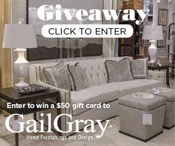 Giveaway GailGray