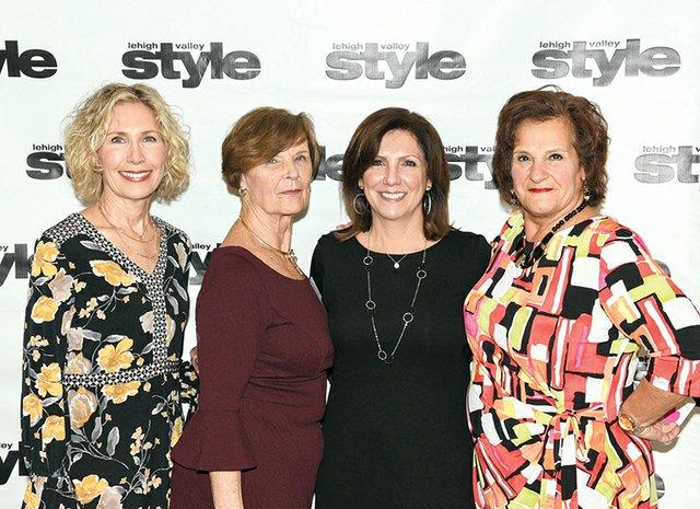 Judy Ambandos, Marcy Staiman, Meryl Corcoran and Sharon Benner.jpg