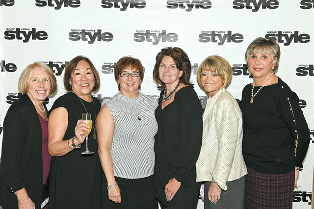 Sue Cichelli, Denise Lichty, Rose McGeehin, Bridget Radcliff and Gale Ellenberger.jpg