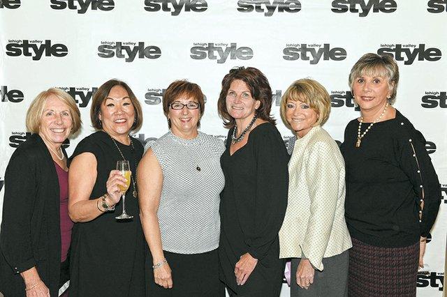 Sue Cichelli, Denise Lichty, Rose McGeehin, Bridget Radcliff and Gale Ellenberger.jpg