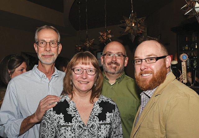 Bob and Kathy Rosar, James Supinski and Joel Tolbert.jpg