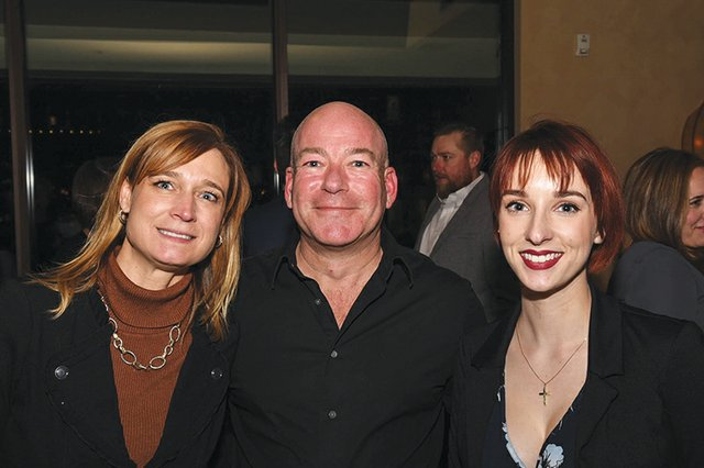 Jennifer and Christopher Fink, and Mary Eitzenberger.jpg
