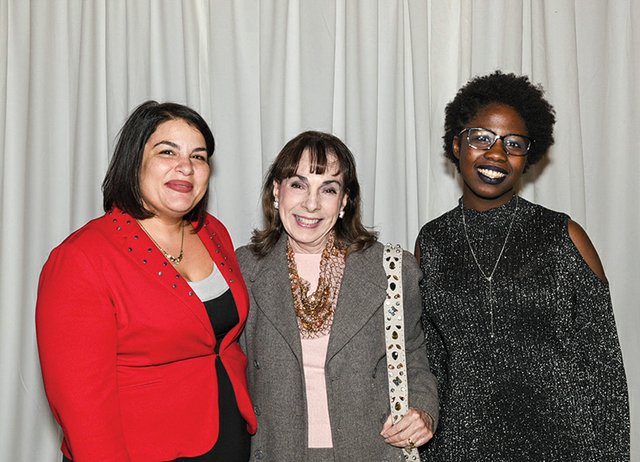 Danielle Joseph, Merry Landis and Nina Worsley.jpg