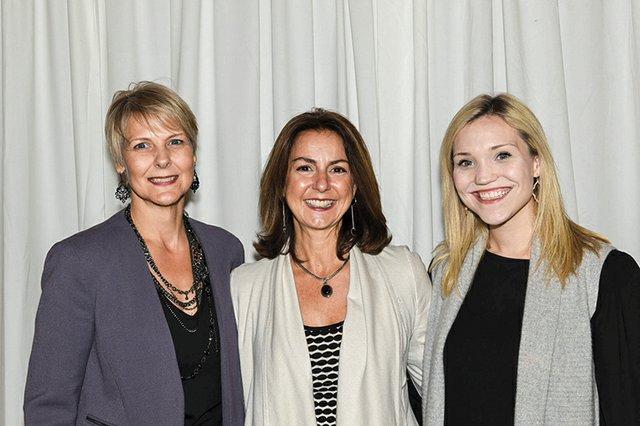 Kari Keyock, Elaynee Polentes and Grace Young.jpg