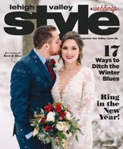 January 2019 Cover of Lehigh Valley Style
