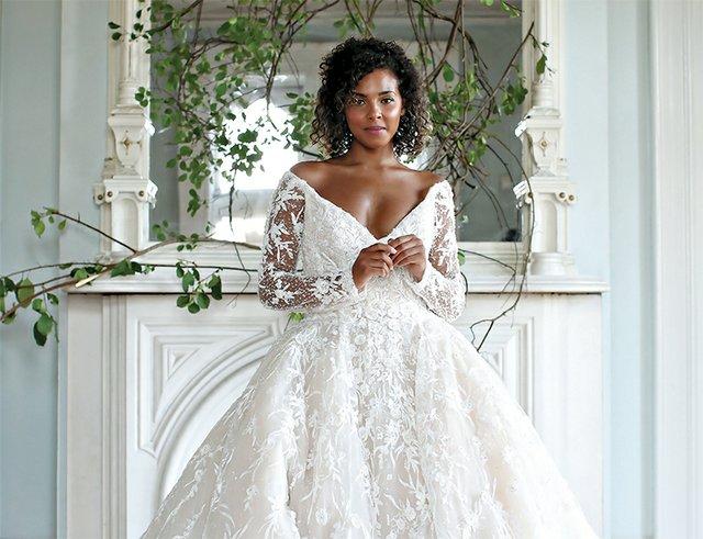 Madeline Gardner for Mori Lee Bridals Bridals by Sandra