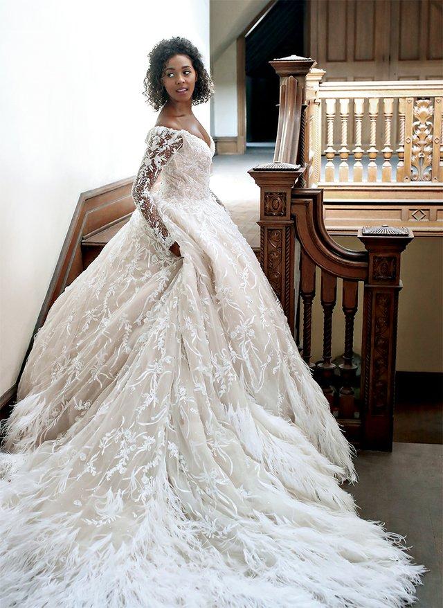 Madeline Gardner for Morilee Bridals, Bridals by Sandra