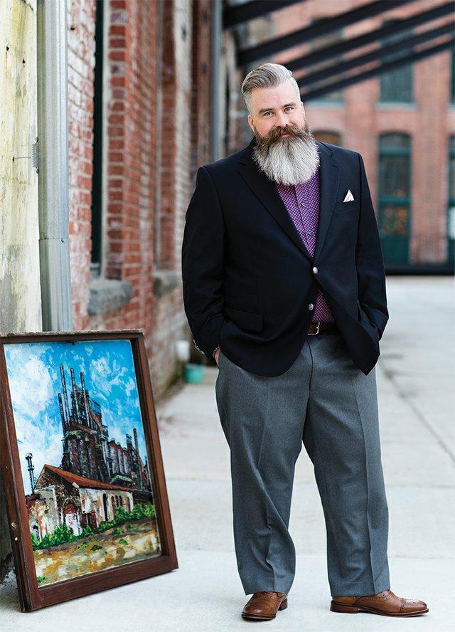 Ward Van Haute, Director/Curator, Bethlehem House Gallery
