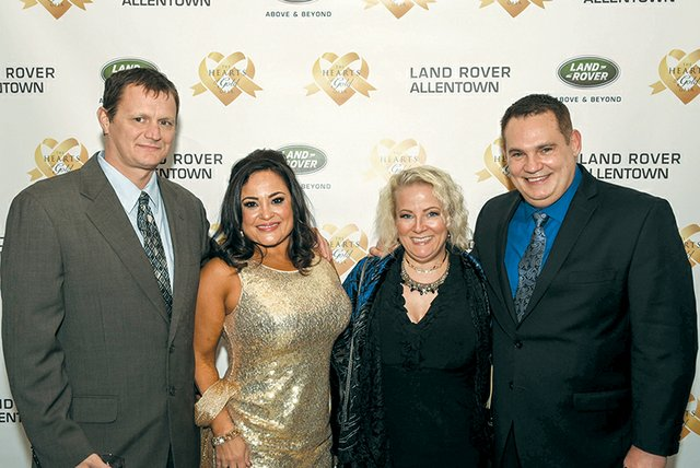 Jason and Melody Bradford, Amber Sorentino and Patrick Shuck.jpg