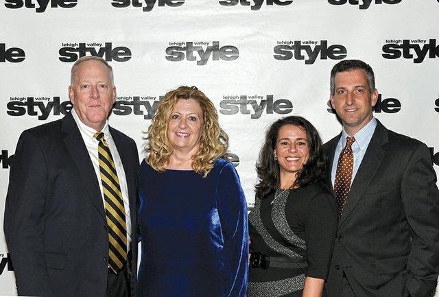 Bob and Eileen McNamara, Rachel Lower and Paul Fabiano.jpg