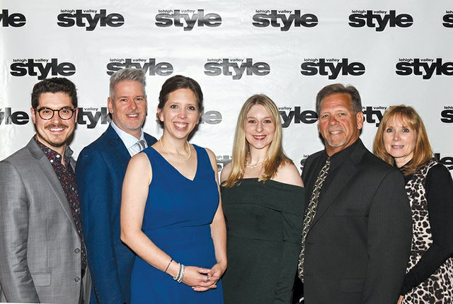 John Andreadis, George Ziegler, Jennifer Wescoe, Kristen Stachina, and Rich and Milllie Wescoe.jpg