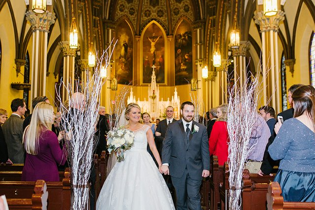 Jill & Kevin walking aisle 298 - Diane Martin.jpg