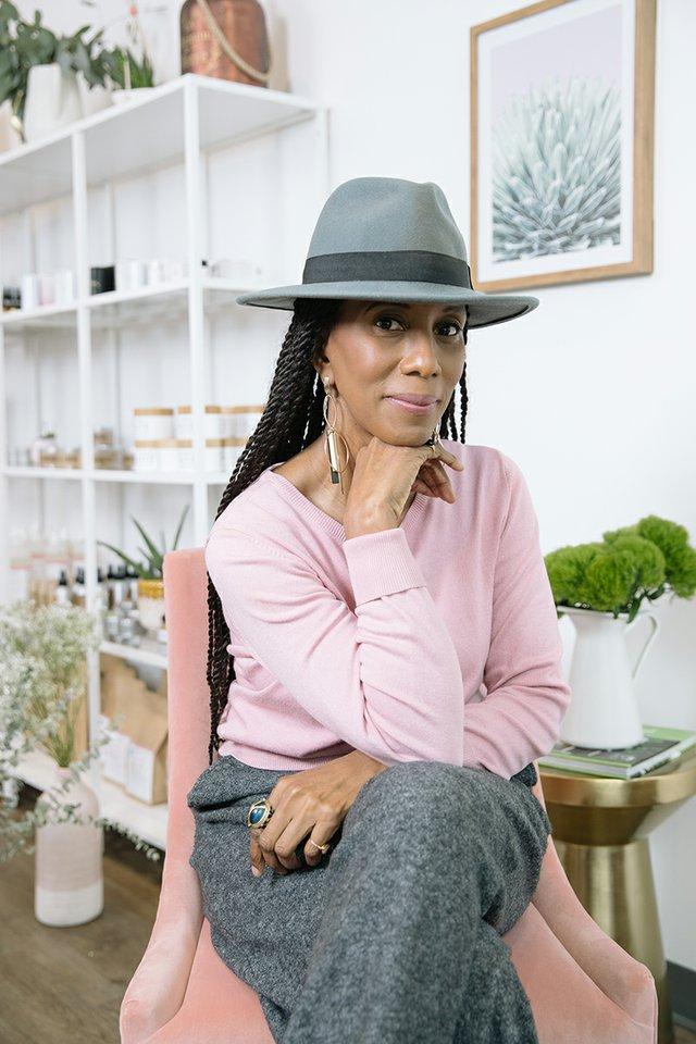 Dixie Lincoln-Nichols, Founder & CEO of I.O. Beauty Market