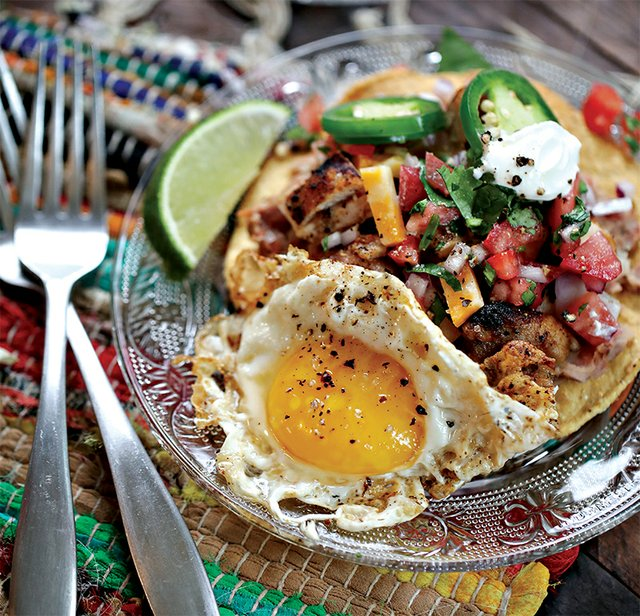 Breakfast Tostadas with Cindie Feldman