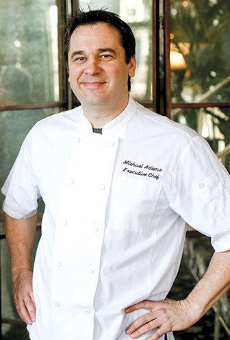Chef Michael Adams, Hotel Bethlehem