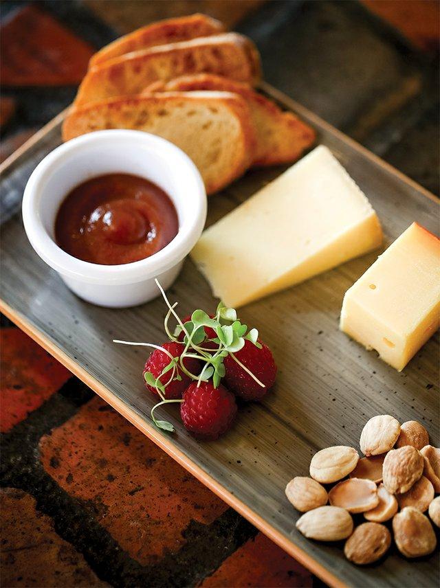 Farm at Doe Run Farmstead Cheese, Hotel Bethlehem